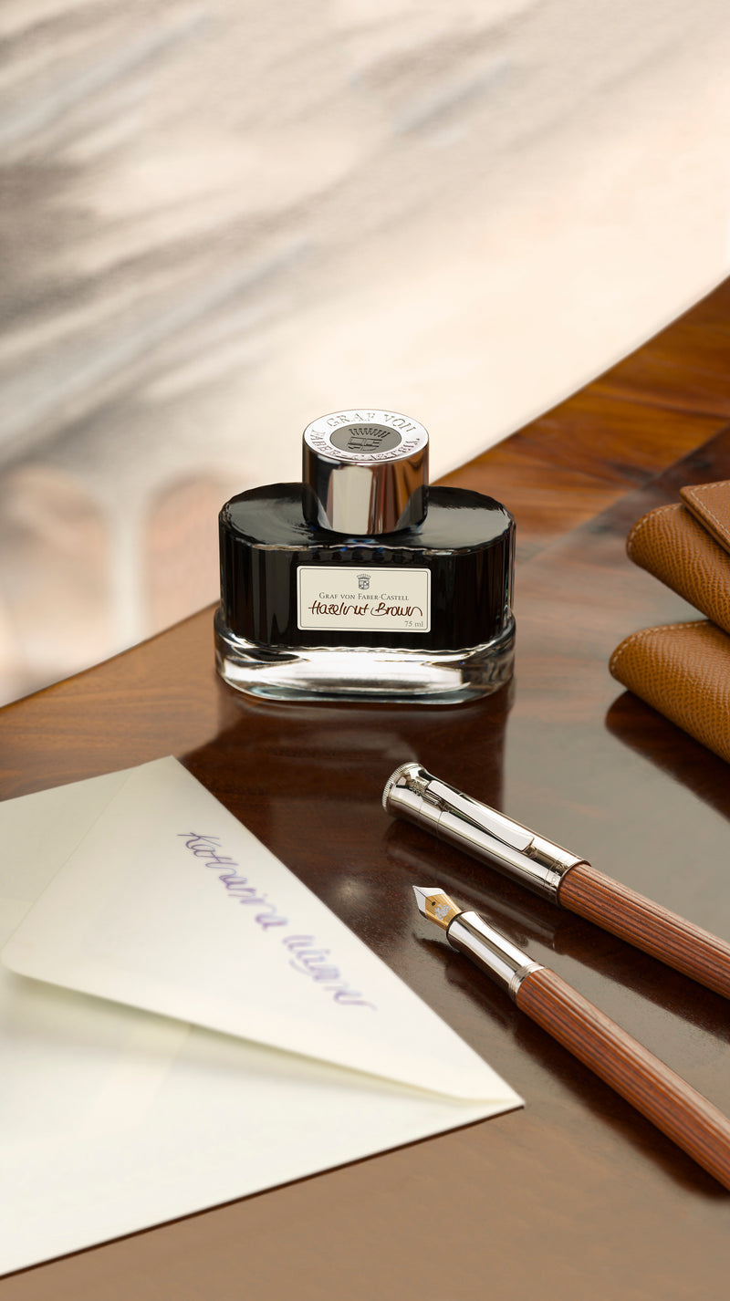 Graf von Faber Castell Classic Pernambuco Fountain Pen - Pencraft the boutique
