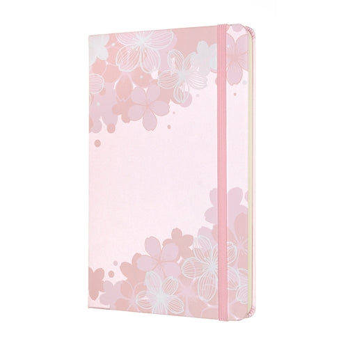 Moleskine Limited Edition Sakura Notebook - Plain - Large - Light Pink - Pencraft the boutique
