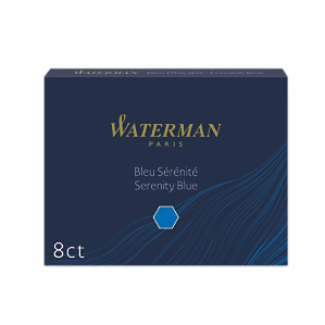 Waterman Ink Cartridge (Standard Long) - Pencraft the boutique
