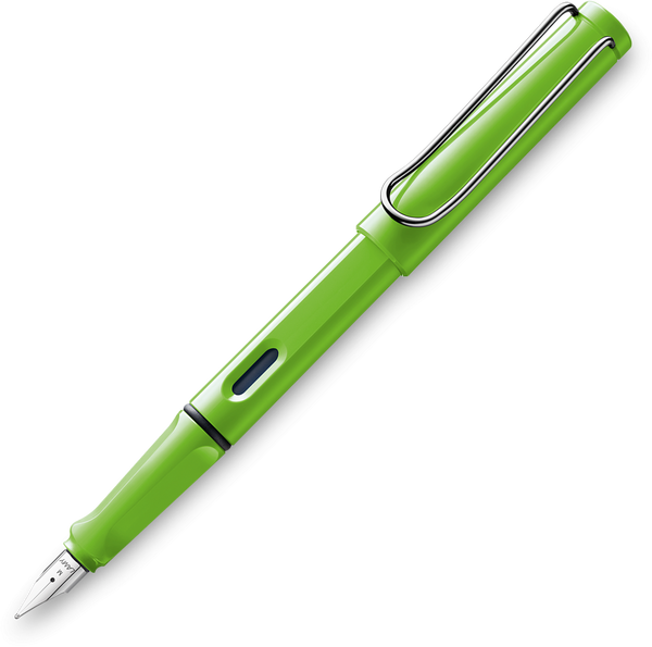 LAMY Safari Green Fountain Pen - Pencraft the boutique