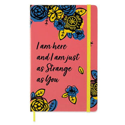 Moleskine Limited Edition Frida Kahlo Notebook Plain Large - Pencraft the boutique