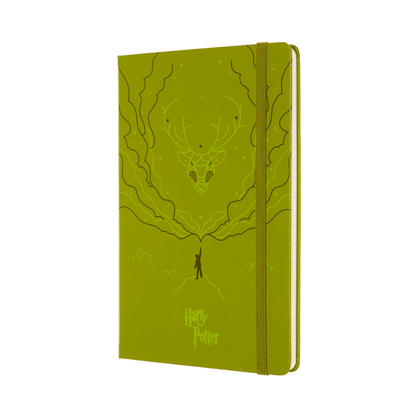 Moleskine Limited Edition Harry Potter Notebook Ruled Large Expecto Patronum - Pencraft the boutique
