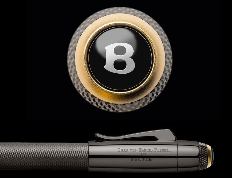 Graf von Faber Castell Bentley Centenary Limited Edition FP - Pencraft the boutique