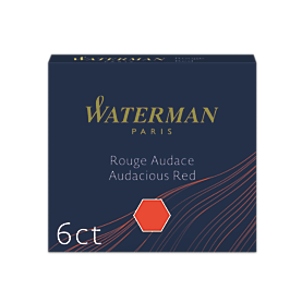 Waterman Ink Cartridge (International) - Pencraft the boutique
