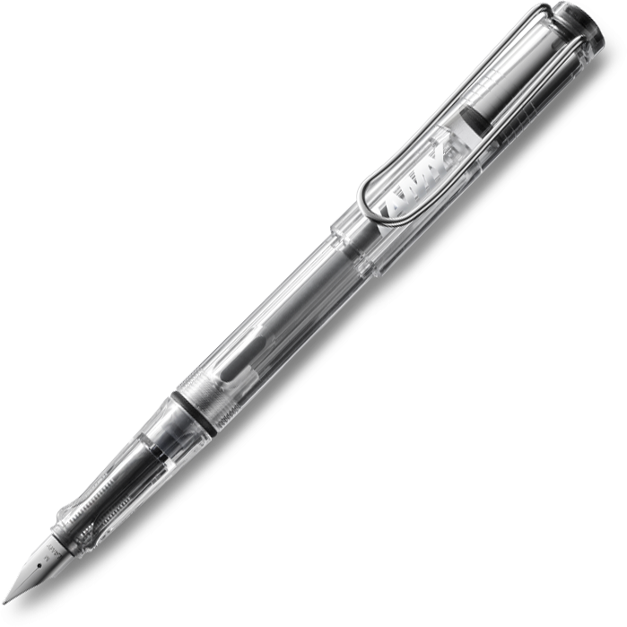 LAMY Safari Transparent Fountain Pen - Pencraft the boutique