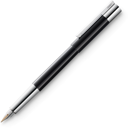 LAMY Scala Piano Black Fountain Pen (Limited Edition) - Pencraft the boutique