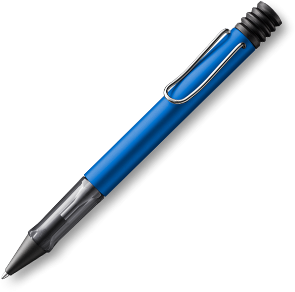 LAMY AL-star Ocean Blue Ballpoint - Pencraft the boutique