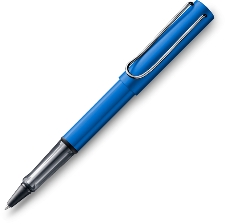 LAMY AL-star Ocean Blue Rollerball - Pencraft the boutique