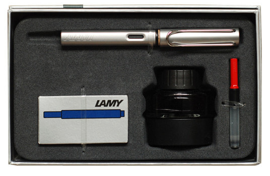 LAMY AL-star Graphite Fountain Pen Gift Box - Pencraft the boutique