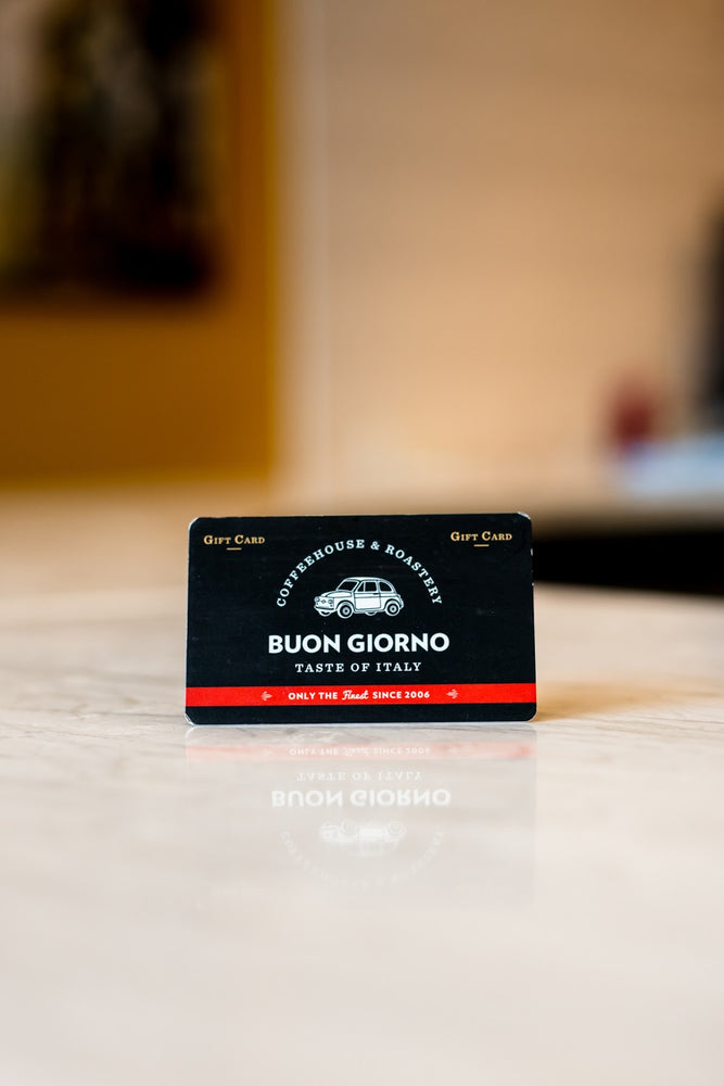 Load image into Gallery viewer, Buon Giorno Gift Card