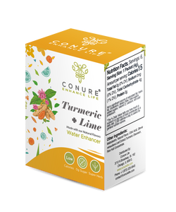 turmeric water enhancer