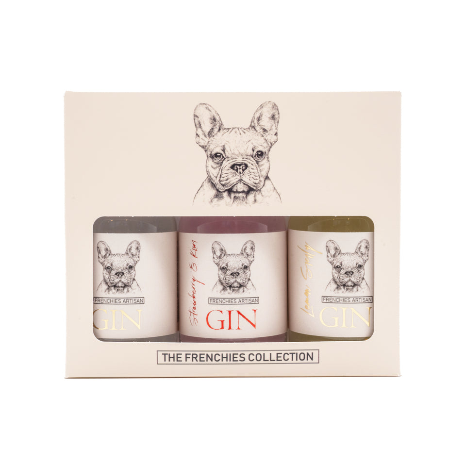 The Frenchies Collection Gins