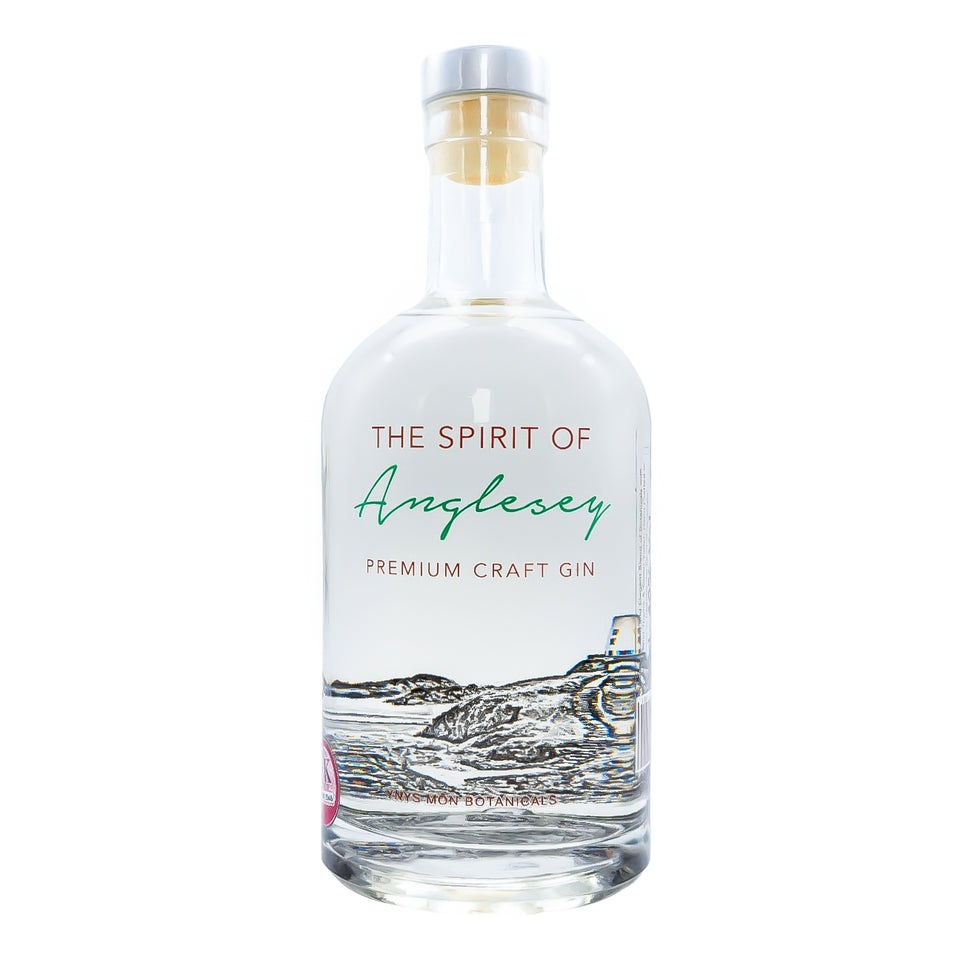 Anglesey Gin - The Spirit of Anglesey Gin