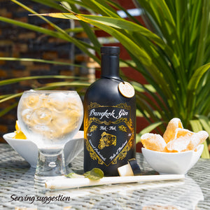 BANGKOK TUK-TUK PREMIUM CRAFT GIN 70cl 40% Vol