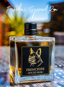 FRENCHIES ARTISAN PREMIUM SPICED RUM 50cl 40% Vol