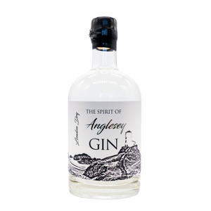 THE SPIRIT OF ANGLESEY LONDON DRY PREMIUM CRAFT GIN 50cl 40% Vol
