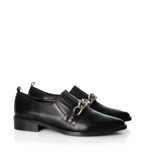 Gardenia Copenhagen Gyrinelle Loafer Black
