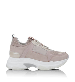 Shoe Biz Rad Blush Mix Sneaker Blush