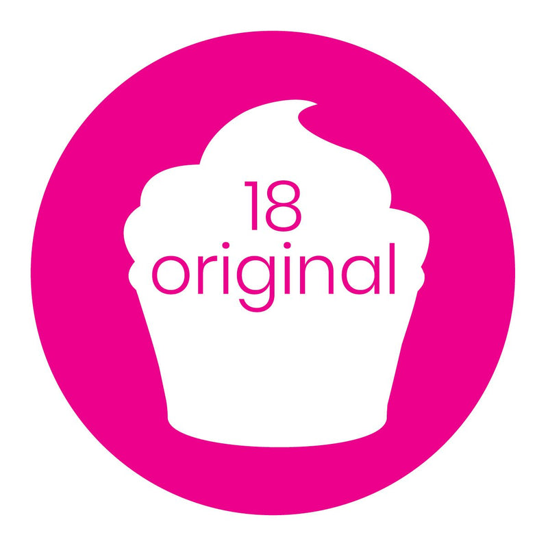 Pack of 18 Original