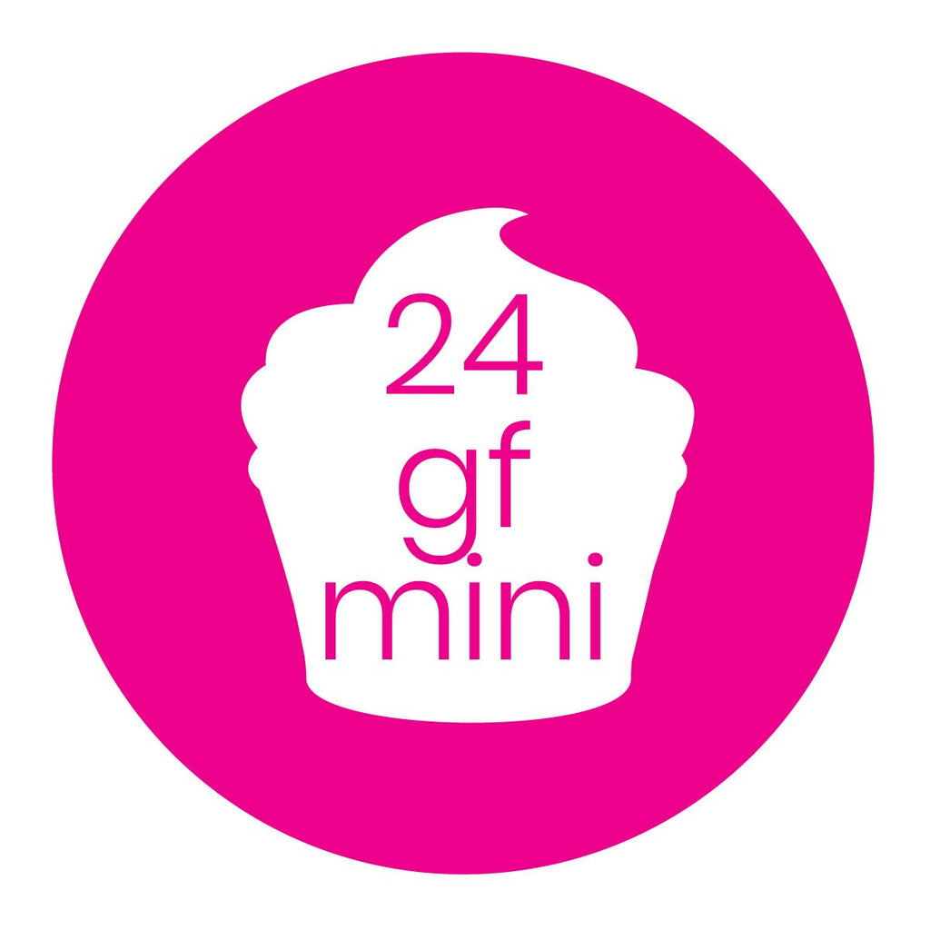Pack of 24 Mini GF