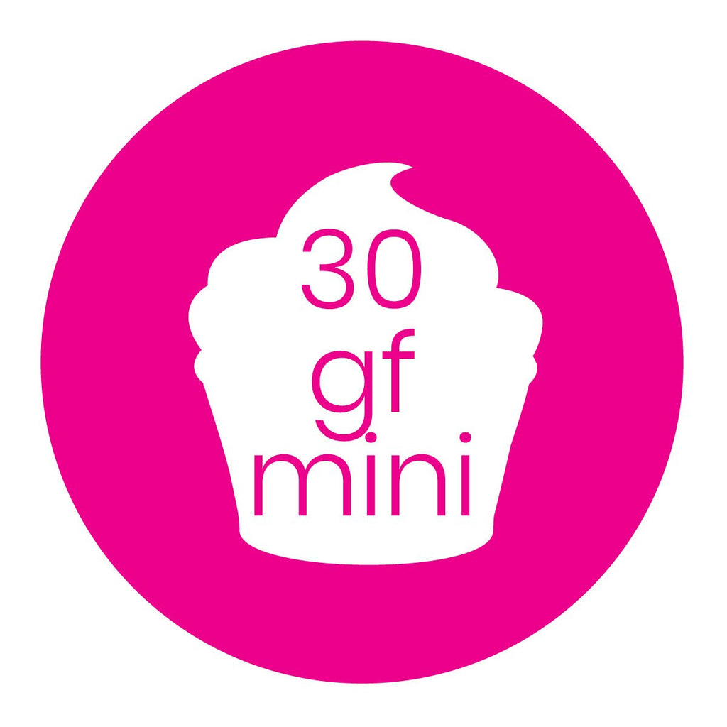 Pack of 30 Mini GF