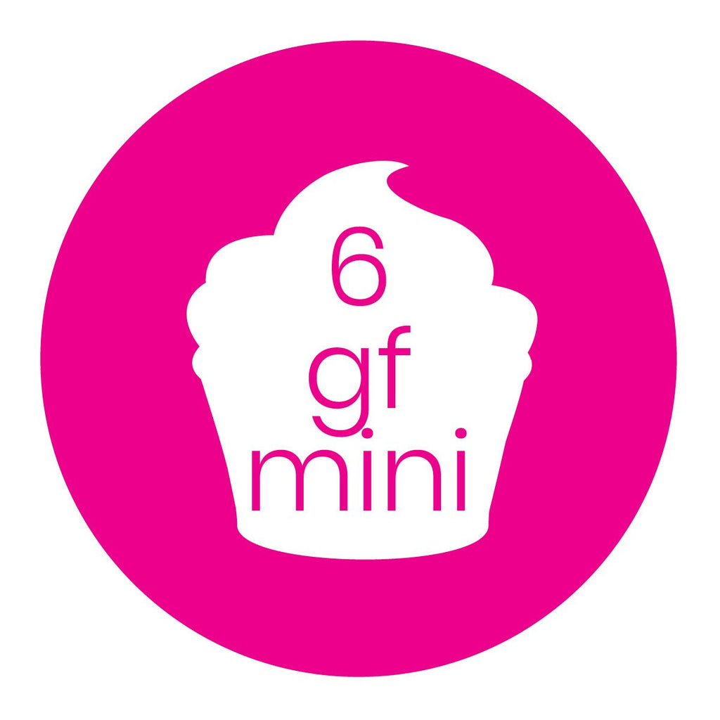 Pack of 6 Mini GF