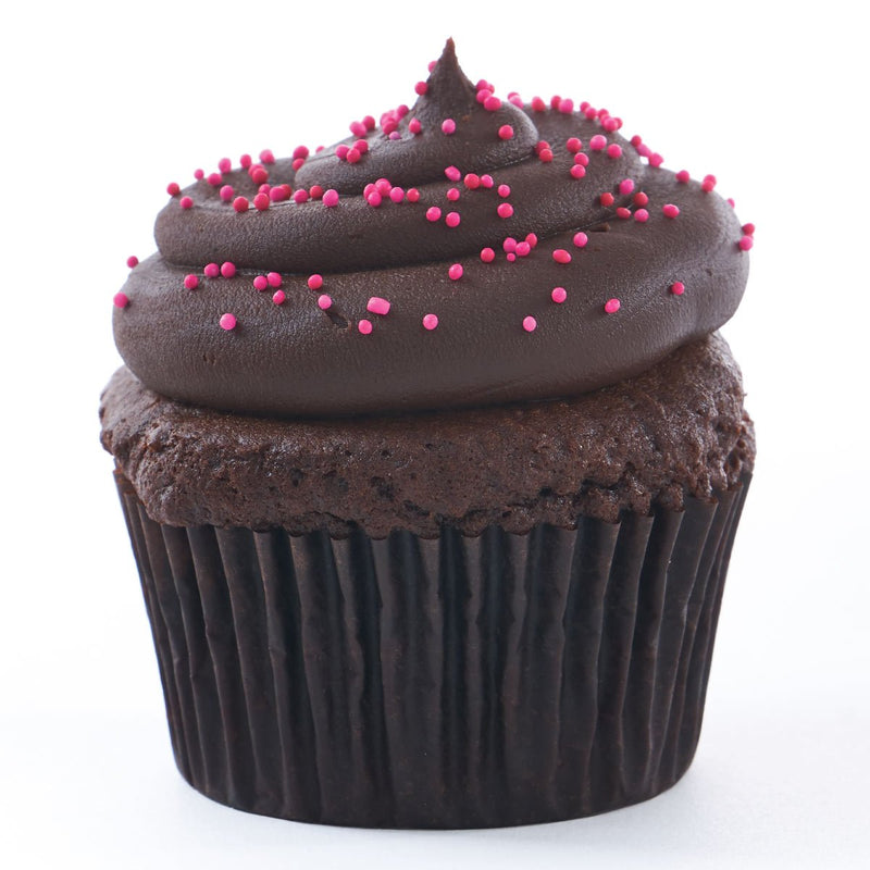 Gigi's Cupcakes, Chocolate, Raspberry