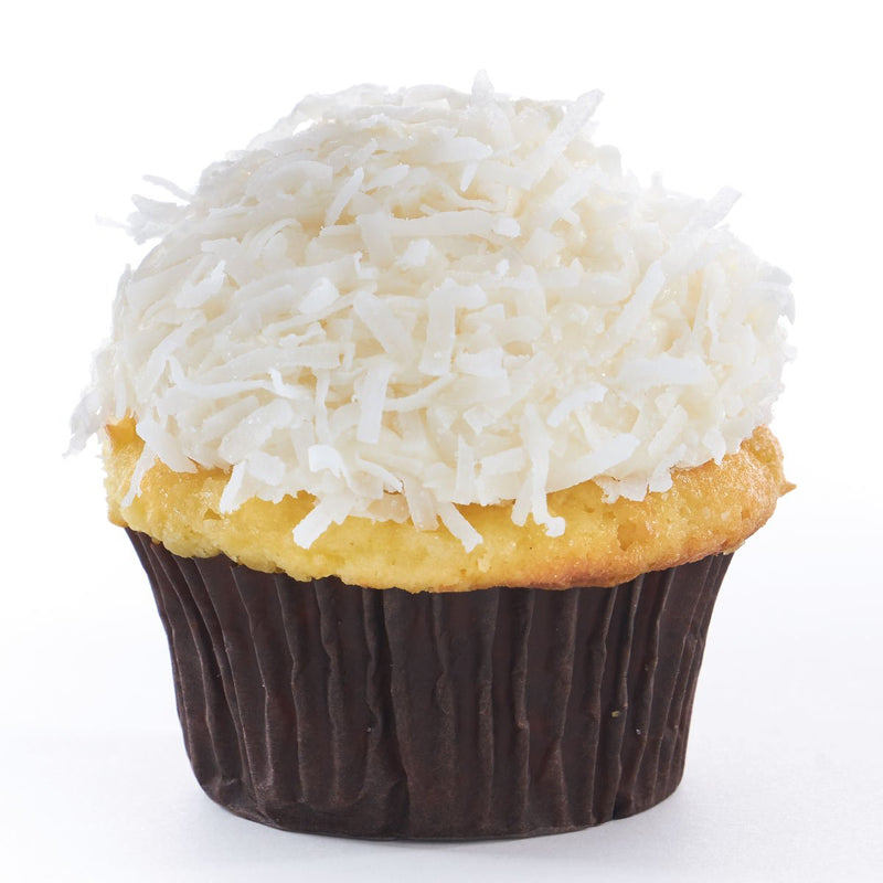 Gigi's Cupcakes, Shredded Coconut