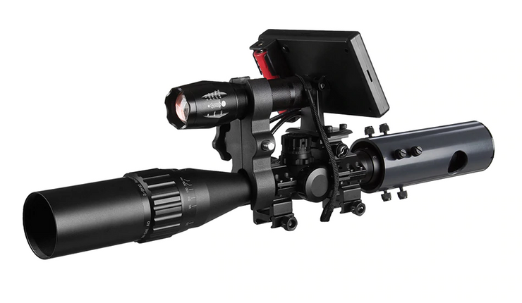 4 3inch LED Night-Assisted Camera by TORQ Optics