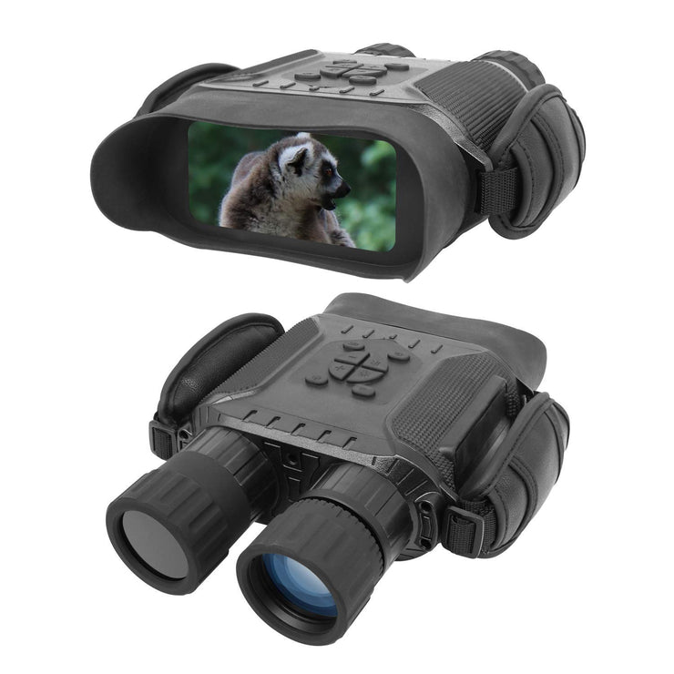 High Tech Night Vision Infrared Binoculars w/ 4