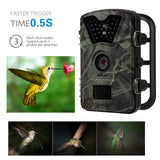 Waterproof Wildlife Hunting Camera & Video Recorder 1080P