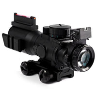 4x32 Dovetail Reflex Fiber Optics Scope