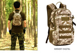 12L Protector Plus Waterproof MOLLE Backpack