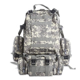 50L Outdoor Tactical Backpack