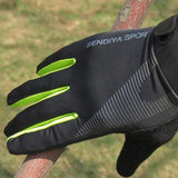 1 Pair of Outdoor Full Finger Gloves