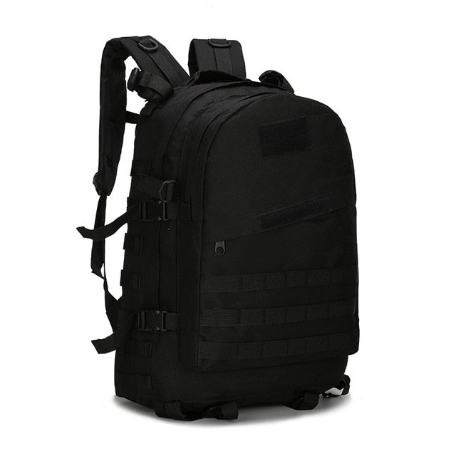 45L Camouflage Molle Tactical Backpack