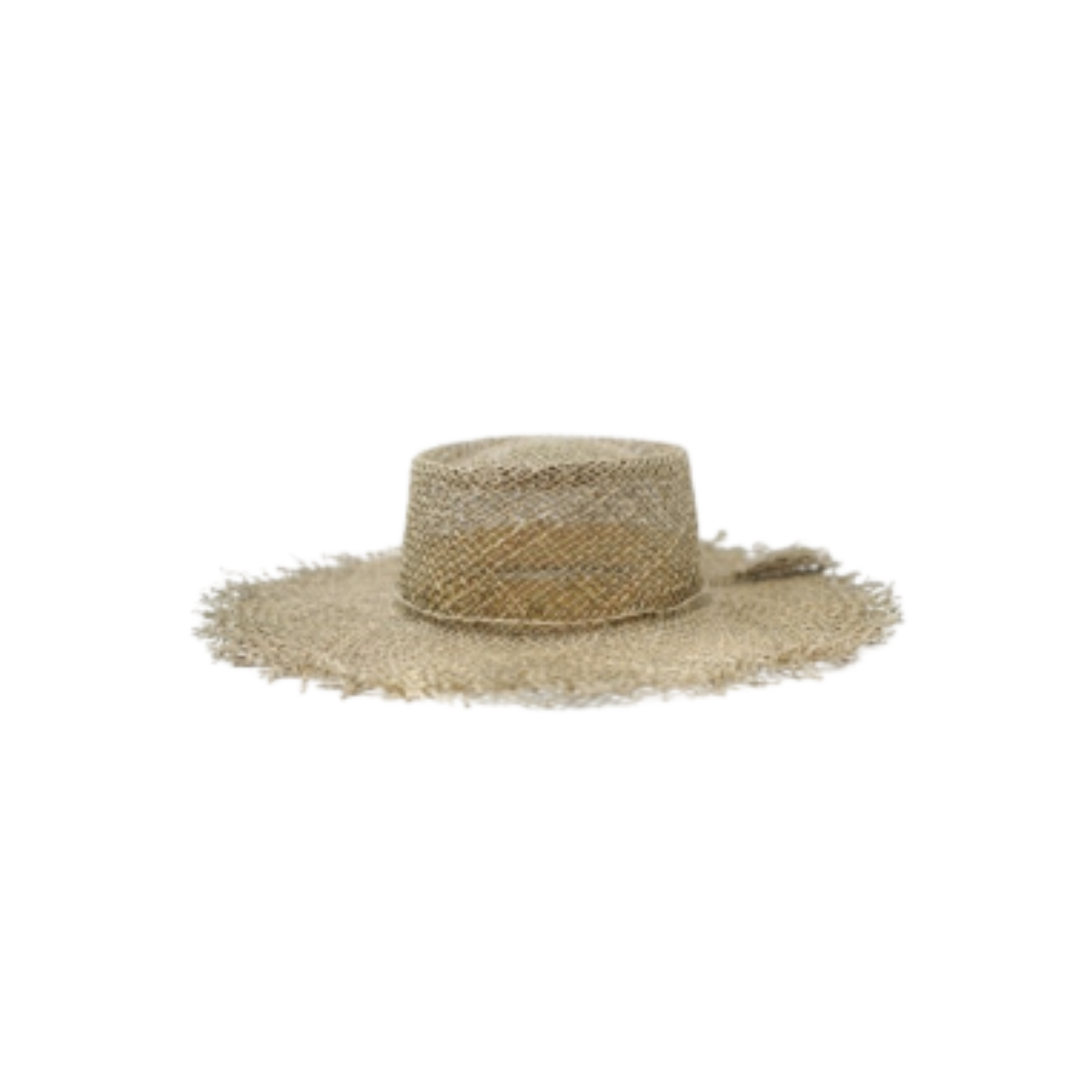 Lynn Boater Straw Hat