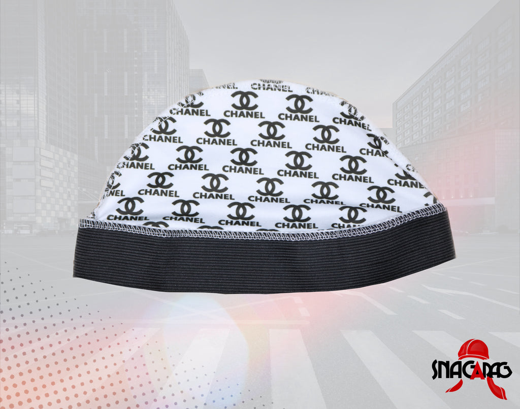 """Chanel"" Designer Compression Cap"