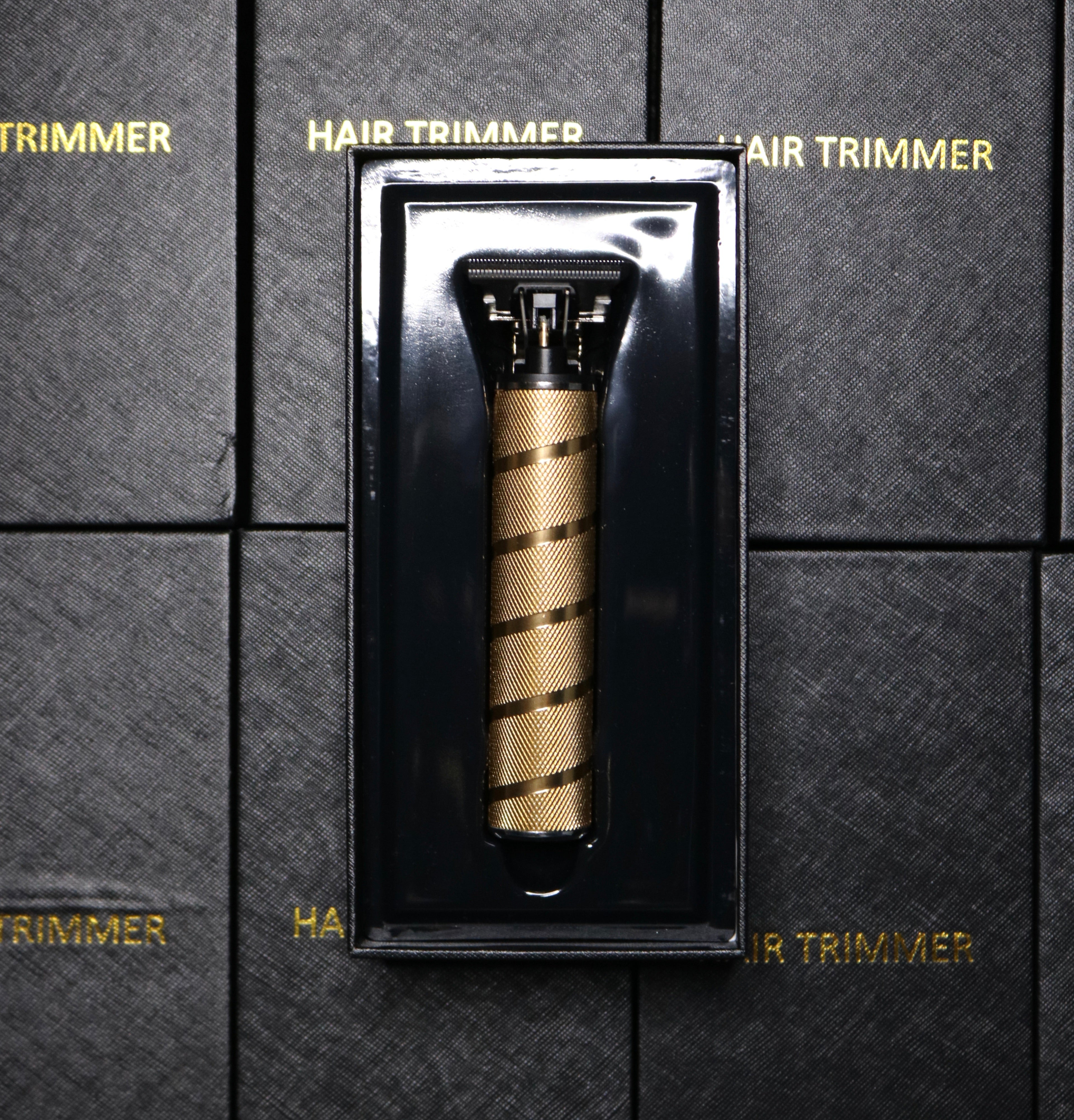 """Gold Edition"" SnagARag Balding Trimmers"