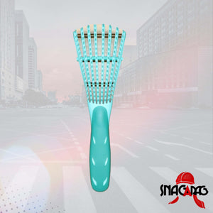 SnagARag Detangling Brush (Mint Green)