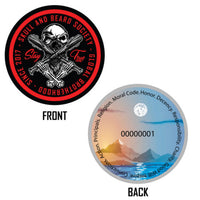 SBS Coins - Skull and Beard Society