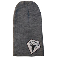 SBS Badge Beanies & Slouchy's - Skull and Beard Society