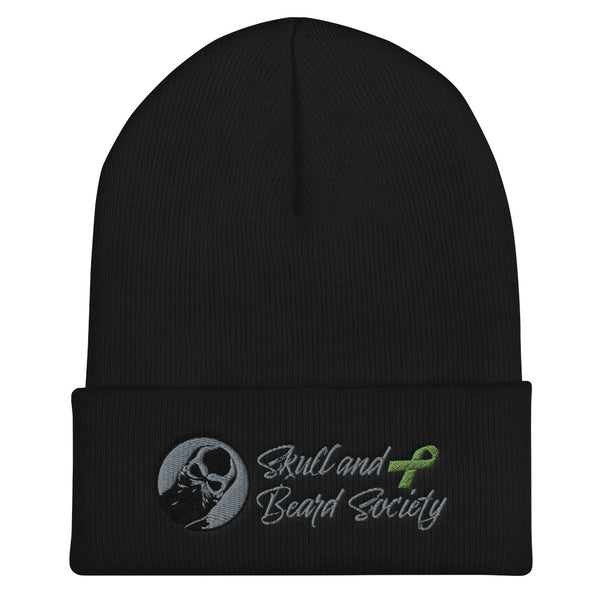 BEANIE - Skull and Beard Society