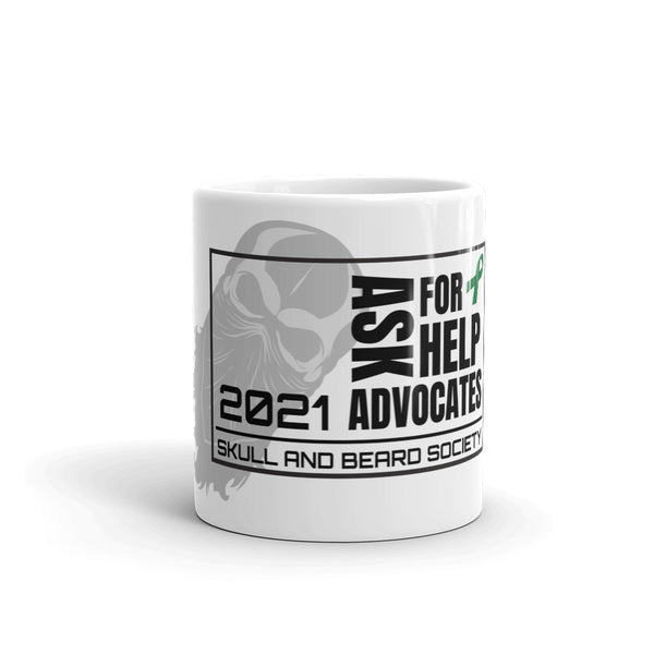 ADVOCATE MUG - Skull and Beard Society
