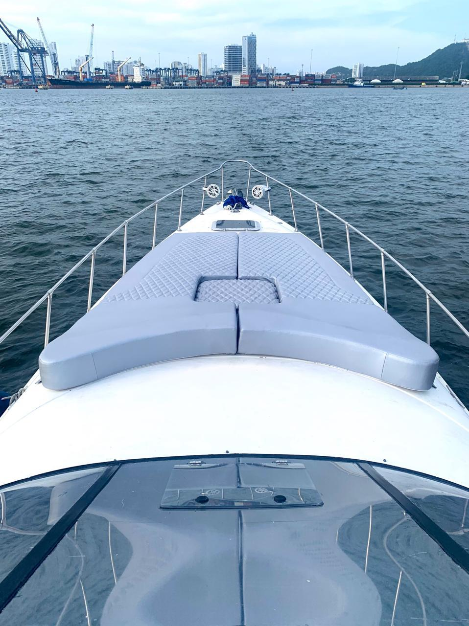 Blue Arrow 47ft Yacht