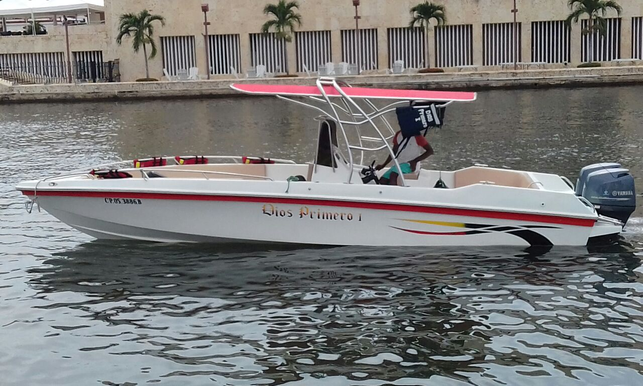 Speedboat (28 ft)
