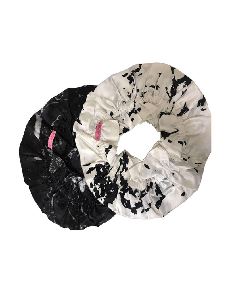 Marble Silk Sleepcap - Beausilk