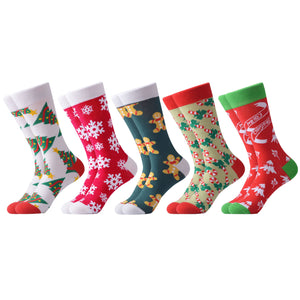 Jingle Bells <br> Pack 5 pares
