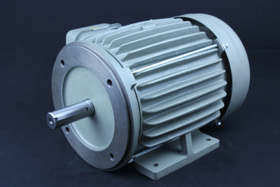 Single Phase Electrical Motor - 3HP - 230V - 1430/1720RPM - 50/60HZ - 184T C Face/Foot