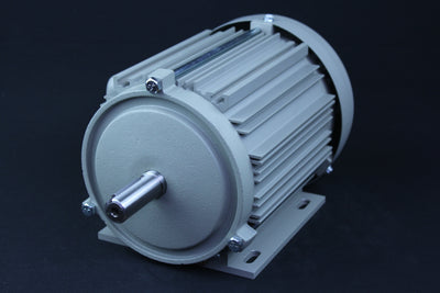 Three Phase Electrical Motor - 2HP - 208-230/460V - 1430/1720RPM - 50/60HZ - 145T Foot